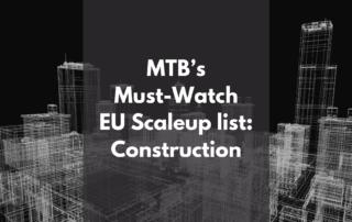 TOP 5 STARTUPS - DIGITAL CONSTRUCTION