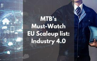 MTB-TOP 5 STARTUPS-Industry 4.0-Post