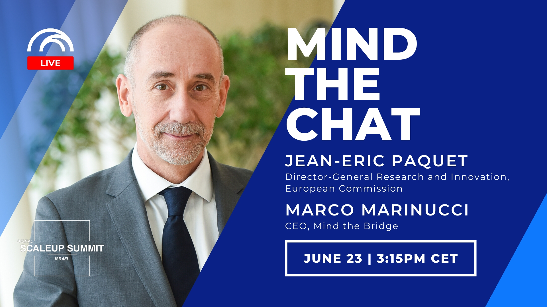 Mind the Chat_EC_Jean-Eric Paquet_YouTube_Blog post