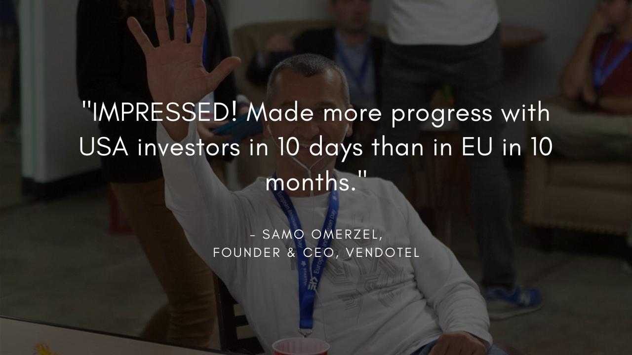 Samo Omerzel, CEO, Vendotel