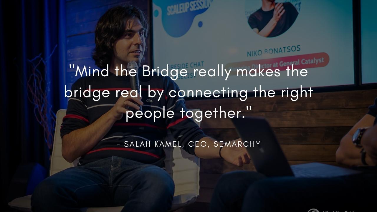 Salah Kamel, CEO, Semarchy