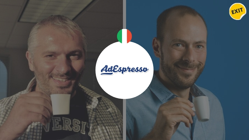 AdEspresso Success Story Italy Exit