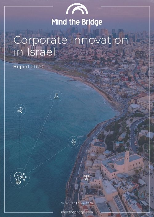 Corporate Innovation in Israel-2020