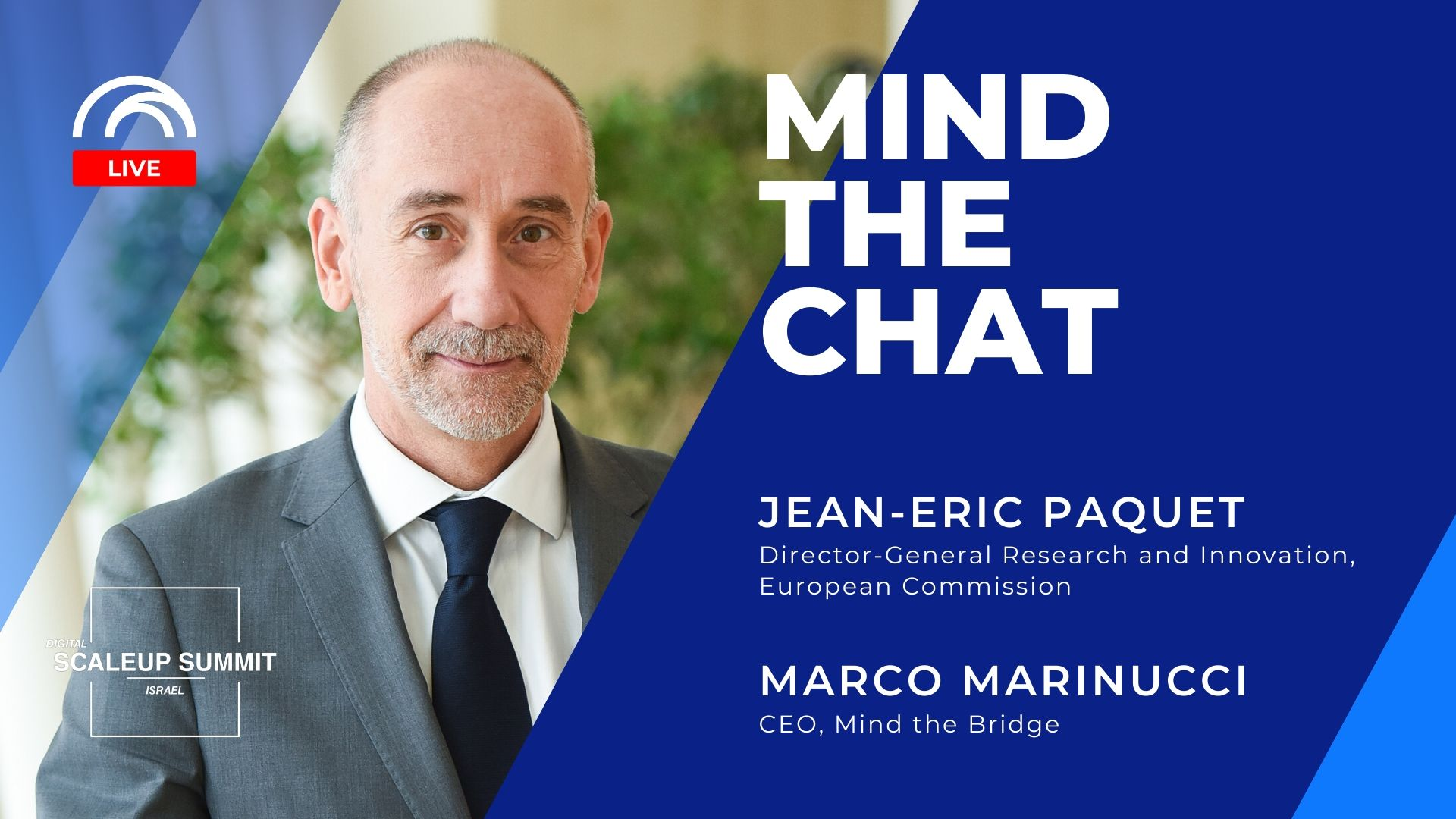 Mind the Chat with Jean-Eric Paquet