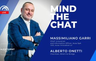 Mind the Chat with Massimiliano Garri (ACEA)