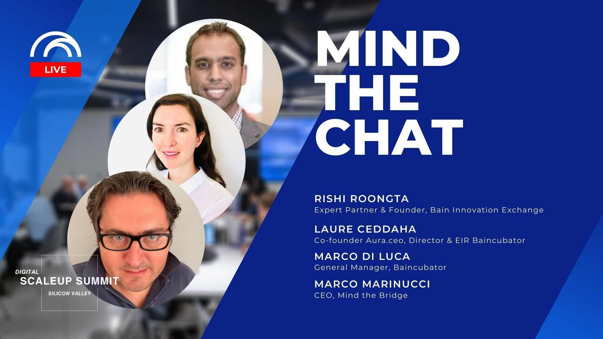 Mind the Chat with Baincubator