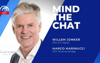 Mind the Chat with Willem Jonker - EIT Digital