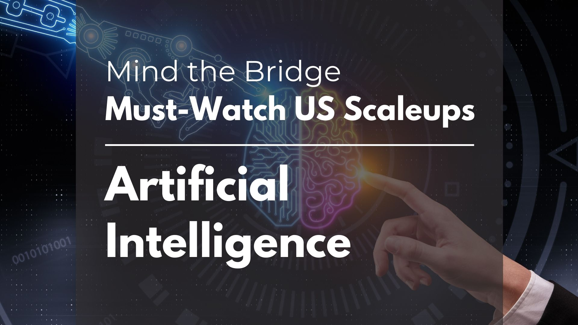 MTB Must-Watch US Scaleup-Artificial Intelligence
