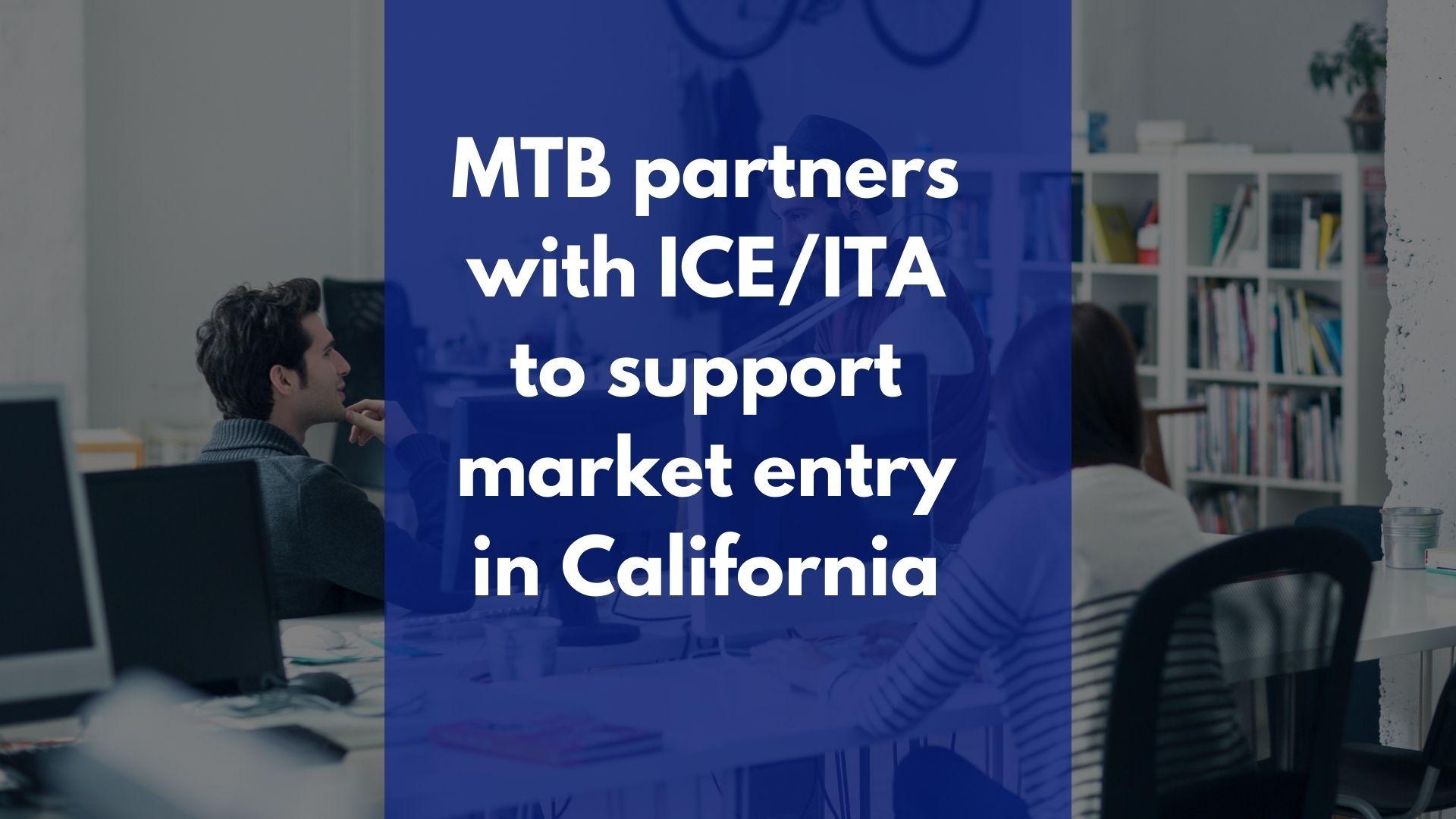MtB partners with ICE:ITA